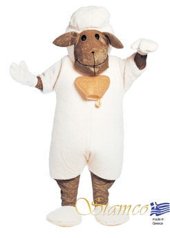 Costume Sheep