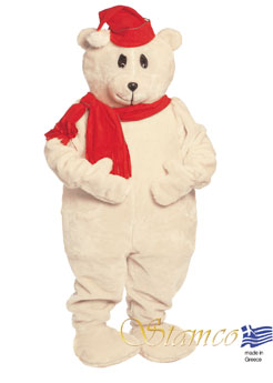Costume Polar Bear