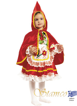 Costume Red Riding Hood