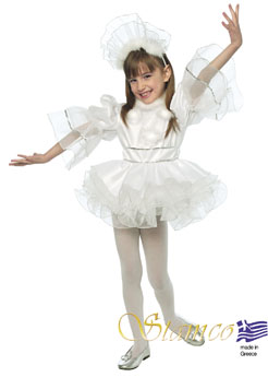 Costume Snow Girl