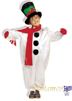 Costume Snow Man