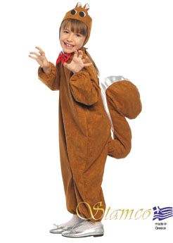Costume Squirrel