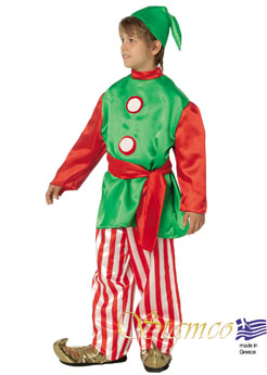 Costume Little Santas Helper