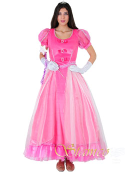 Costume Pink Princess