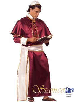 Costume Cardinal Bordeaux