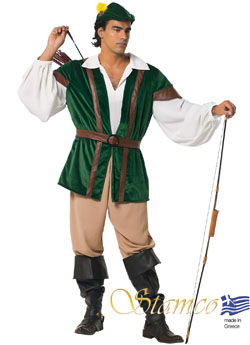 Costume Robinhood