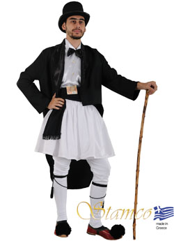 Costume Greek Traditional
