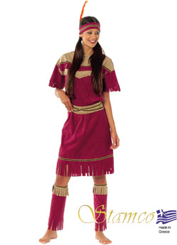 Costume Indian Girl