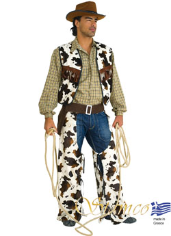 Costume Cow Boy