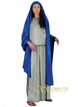 Costume Virgin Mary