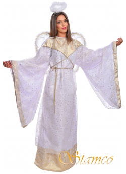 Costume Christmas Angel Deluxe