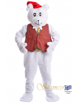 Costume Christmas Bear