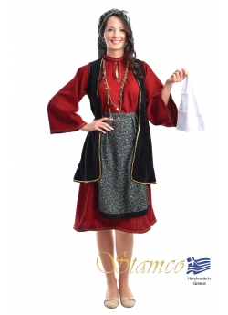 Costume Ethnic Woman